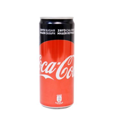 Coca Cola Zero - Drinks | Funky Burger