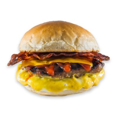 Cheese Bacon Burger - Funky Burgers | Funky Burger