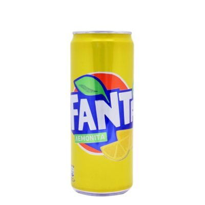 Fanta Lemon - Drinks | Funky Burger