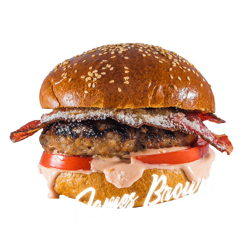 James Brown Premium Funky Burgers